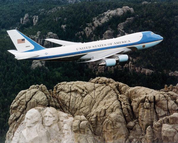 Presidents Day … Take flight