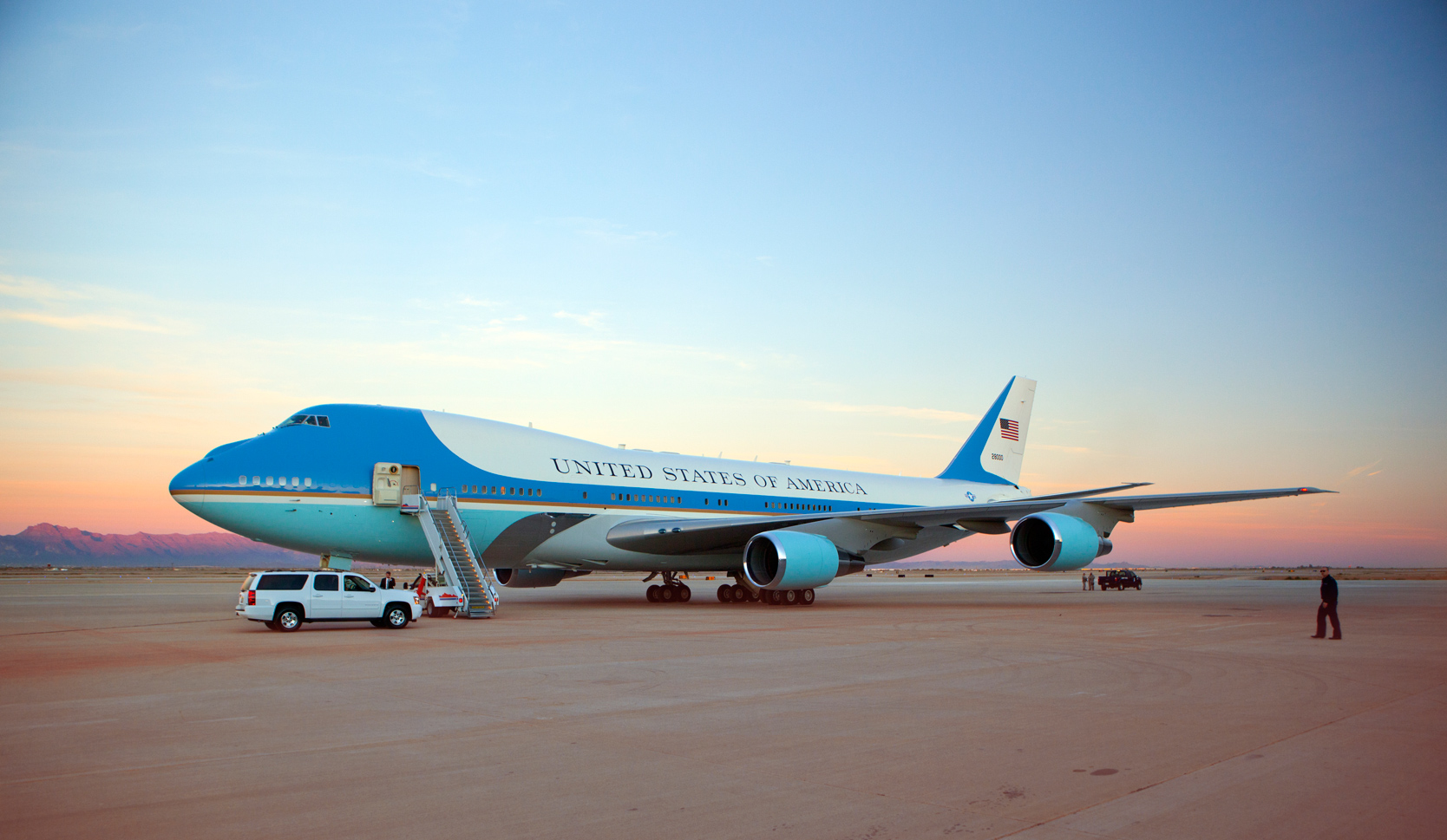 For Presidents Day: Fun Facts about Air Force One