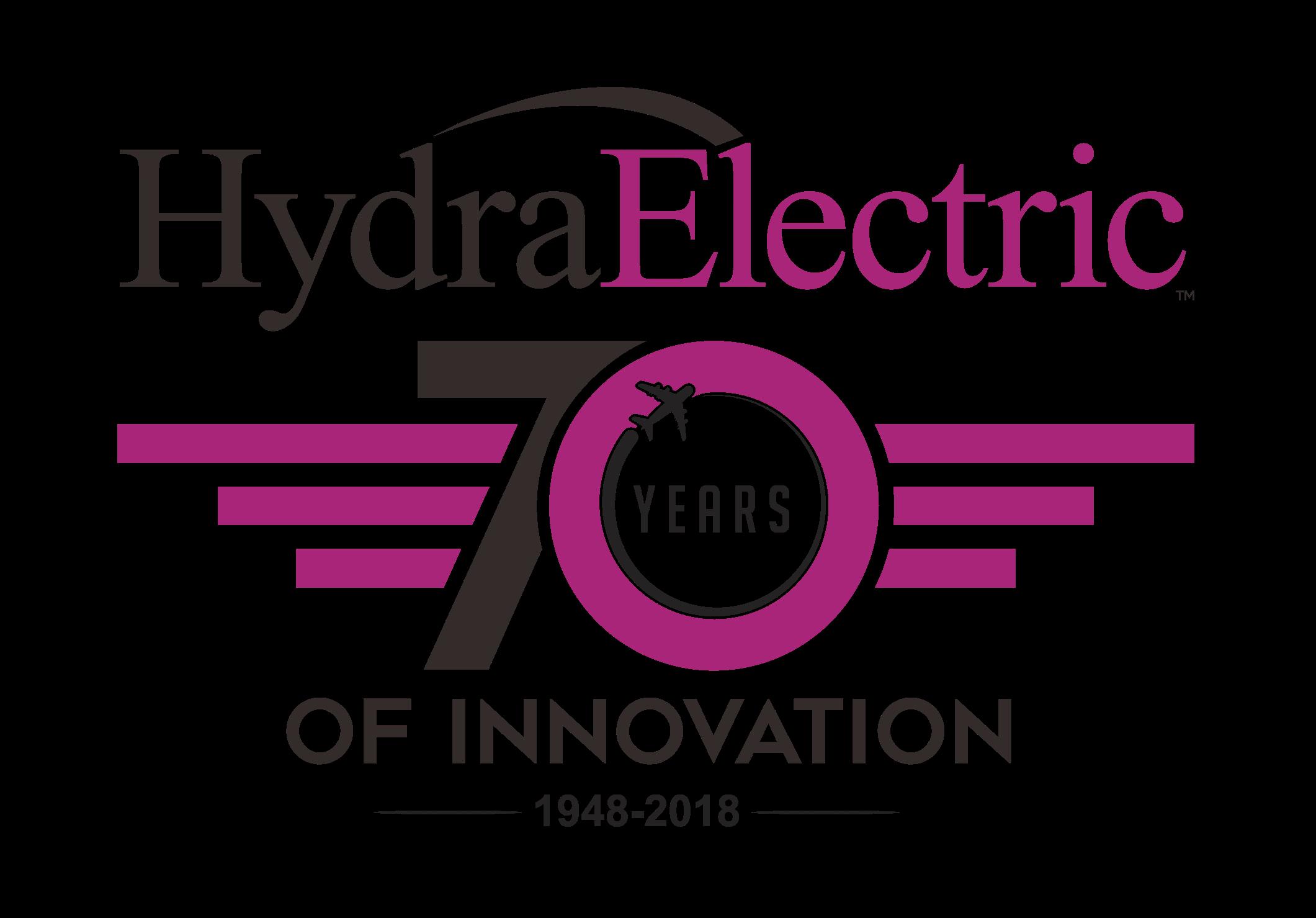 Launching Hydra-Electric's 70th Anniversary at Farnborough International Airshow