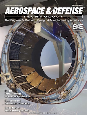 Hydra-Electric Technical Paper Published in Aerospace & Defense Technology