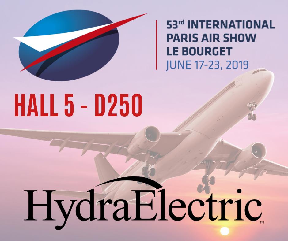 Hydra at PAS 2019 Hall 5-D250