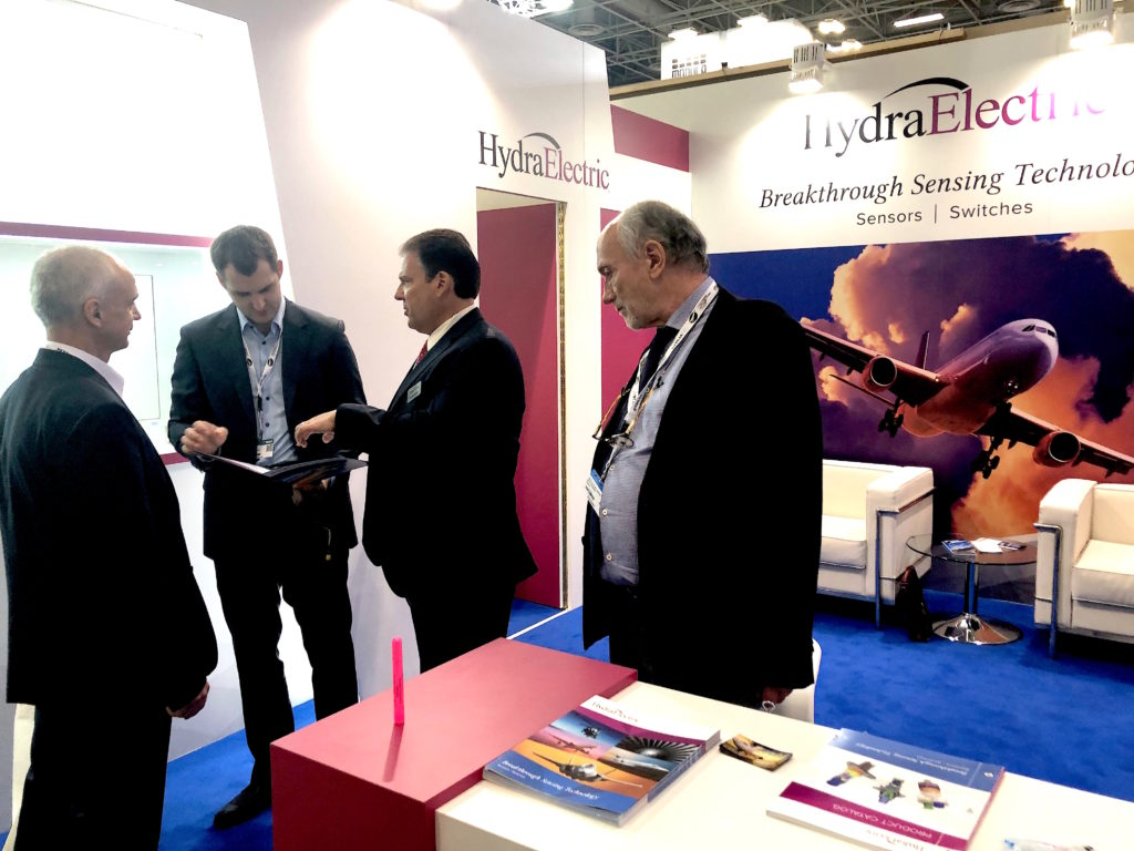 Hydra-Electric at PAS 2019