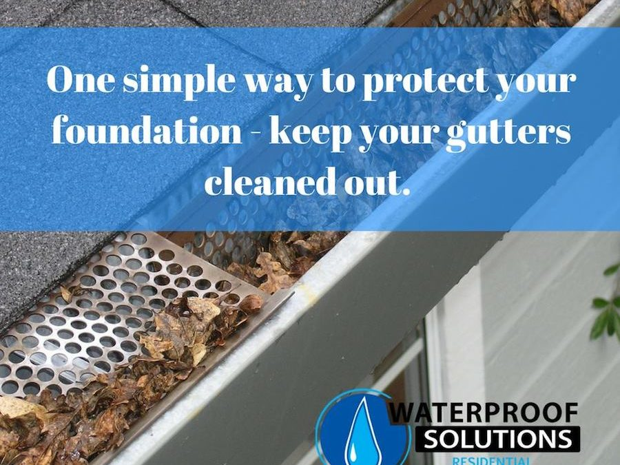 Protecting Foundations