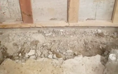 Foundation Repairs Gone Wrong