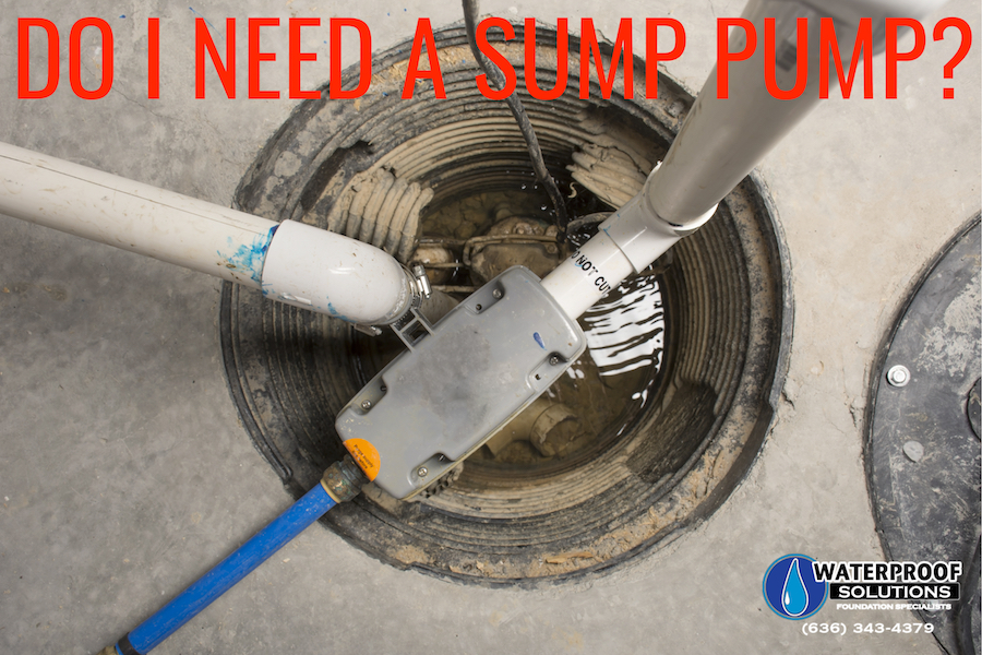 Do I Need a Sump Pump?