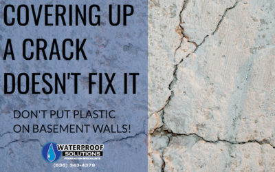 """Say """"No"""" to Plastic on the Walls"""
