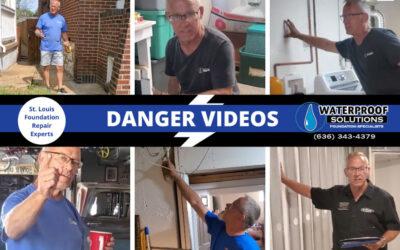 Danger Videos 231-245