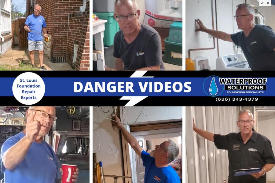 Danger Videos 106-120