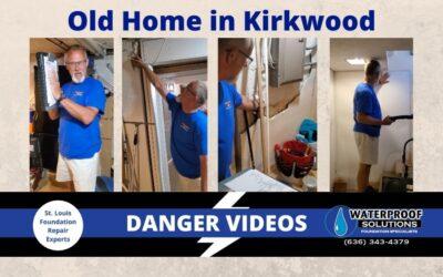 Basement Repair in Kirkwood
