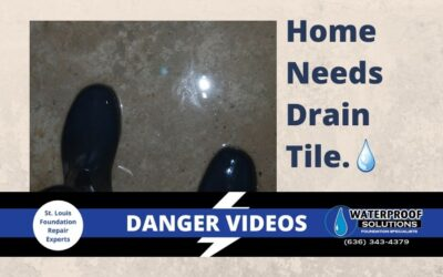 Drain Tile System Needed