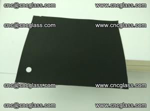 Black opaque EVA glass interlayer film for safety glazing (triplex glass) (6)