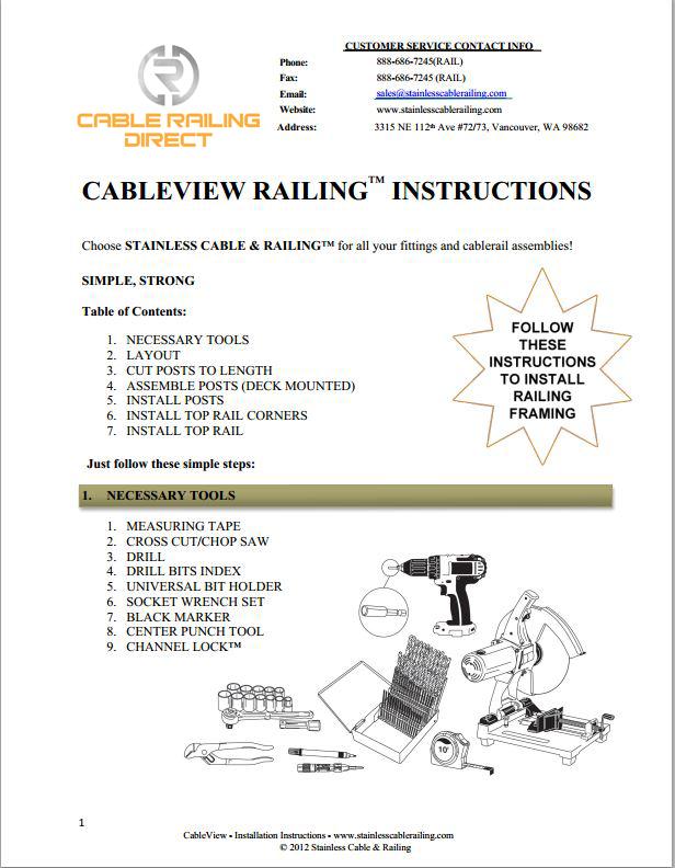 Aluminum-Cableview-Railing-Instructions-copy