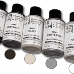 Touch-up paint for Aluminum Square 5 color systems.