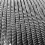 """1/8"""" Cable 1X19 Twisted marine grade 316"""