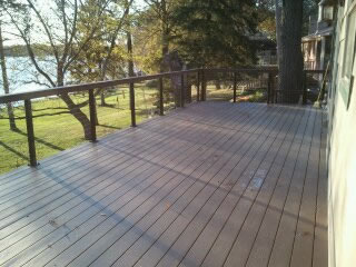 Aluminum Cable Railing Systems December 2011 015
