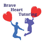 Brave Heart Tutoring Logo