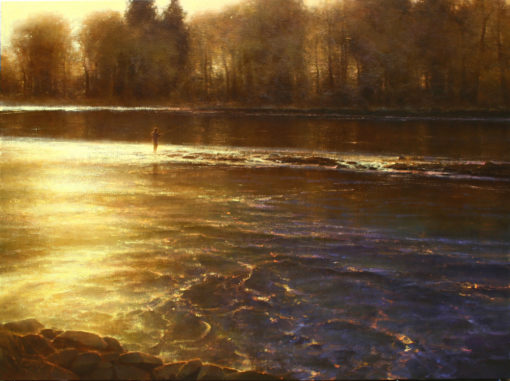Symphony of the River by artist Brent Cotton