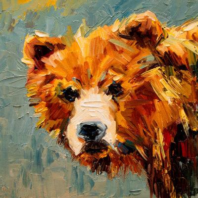 Diane Whitehead Prints, What a Good Bear