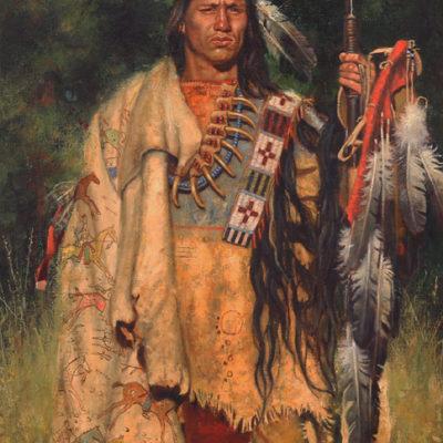 Spirit of the Bear by srtist Don Oelze