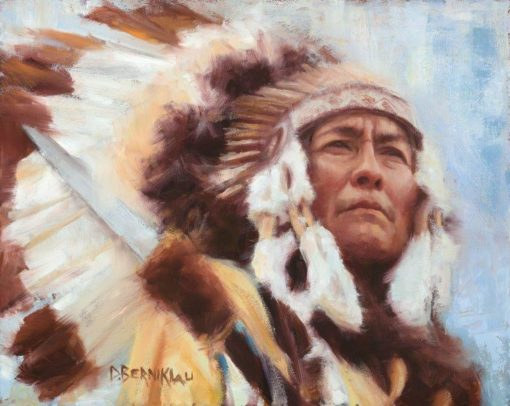 8x10 giclee prints, A Proud Nation by artist Deborah Berniklau