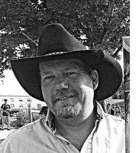 Artist Tim Joyner