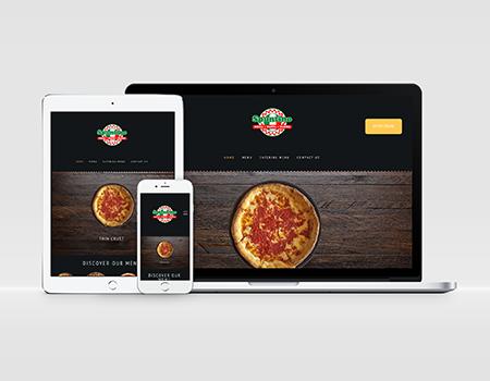 Spuntino Pizza