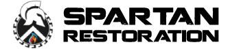 Spartan Restoration Logo