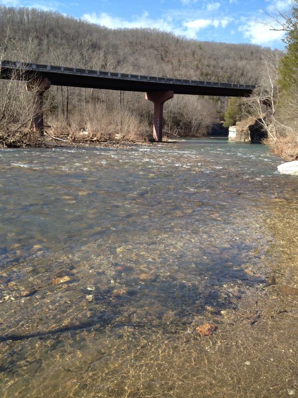 Buffalo River Ponca AR