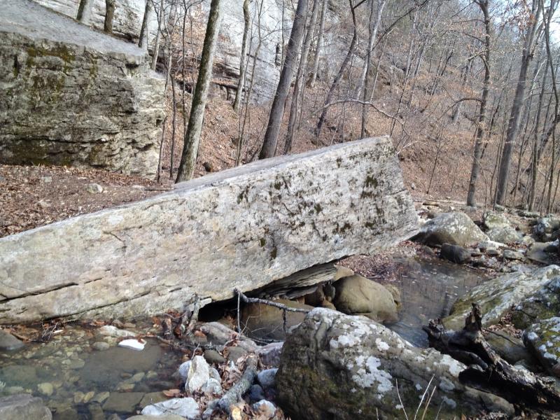 Lost Valley Trail Ponca AR