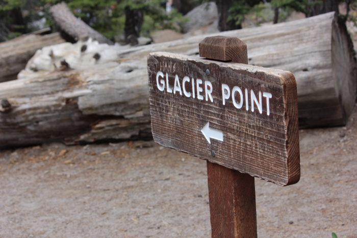 Glacier Point is a Must See