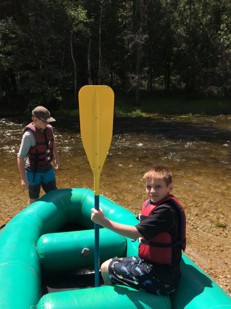 Our Paddlers