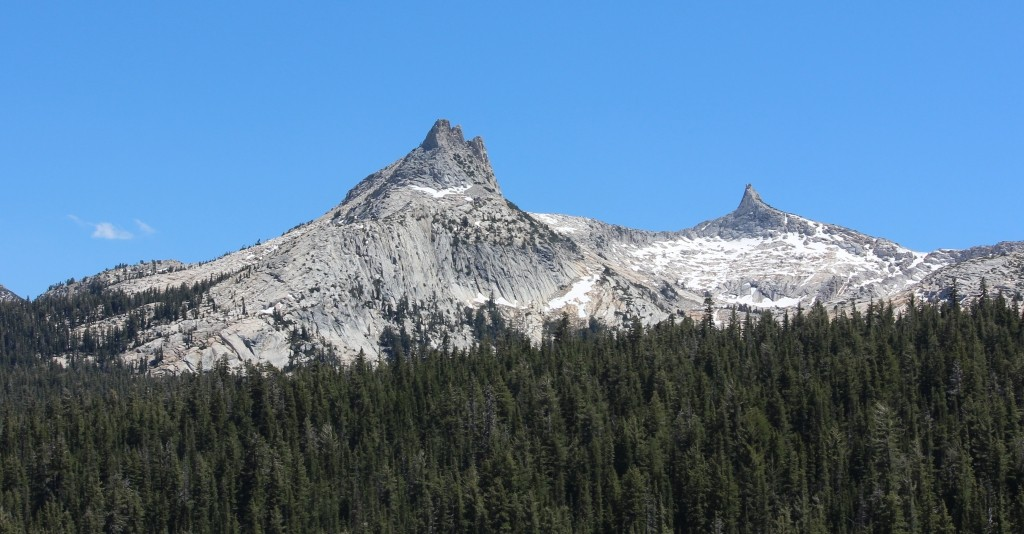 Tuolumne Meadows Cathedral Peak