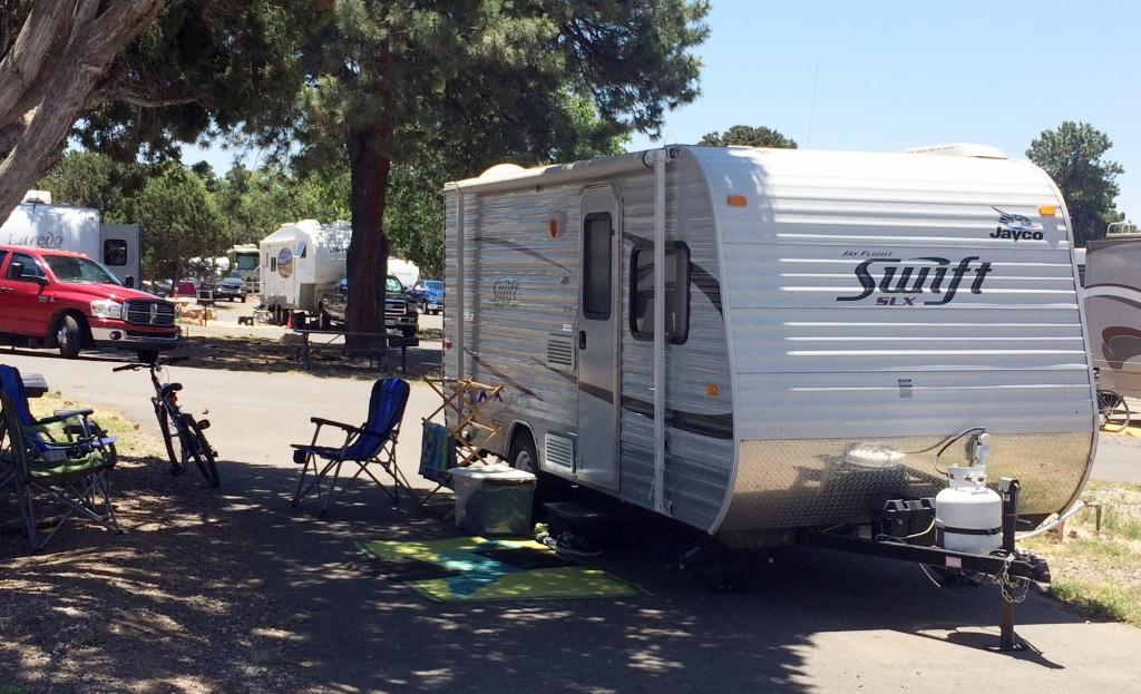 Grand Canyon Trailer Village03