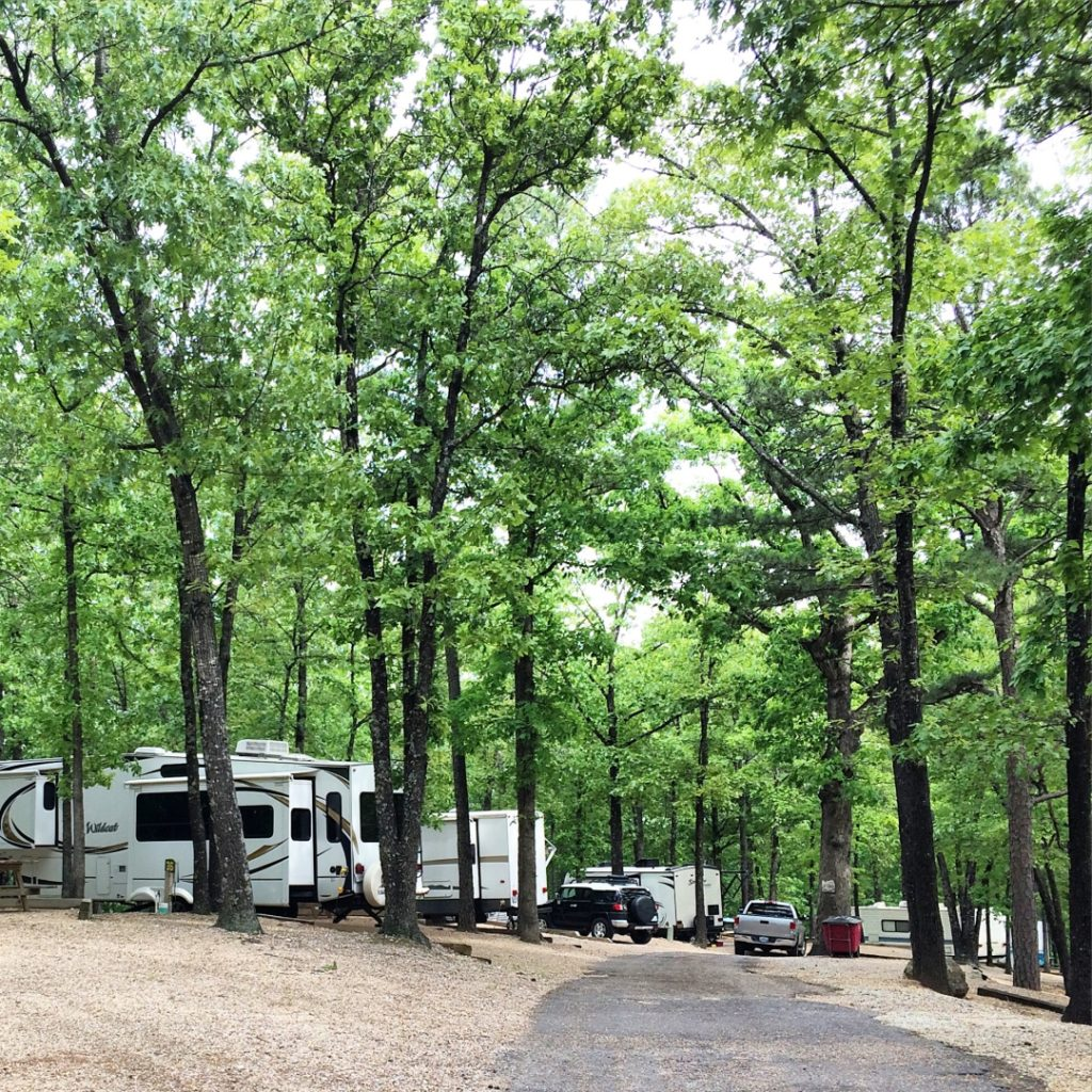 Tall Pines Campground Branson21