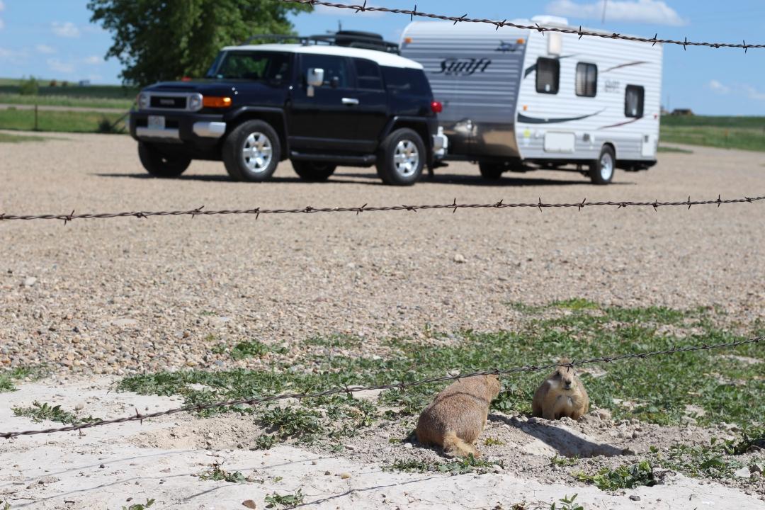 I-90 West South Dakota Roadside Attractions20160601-03