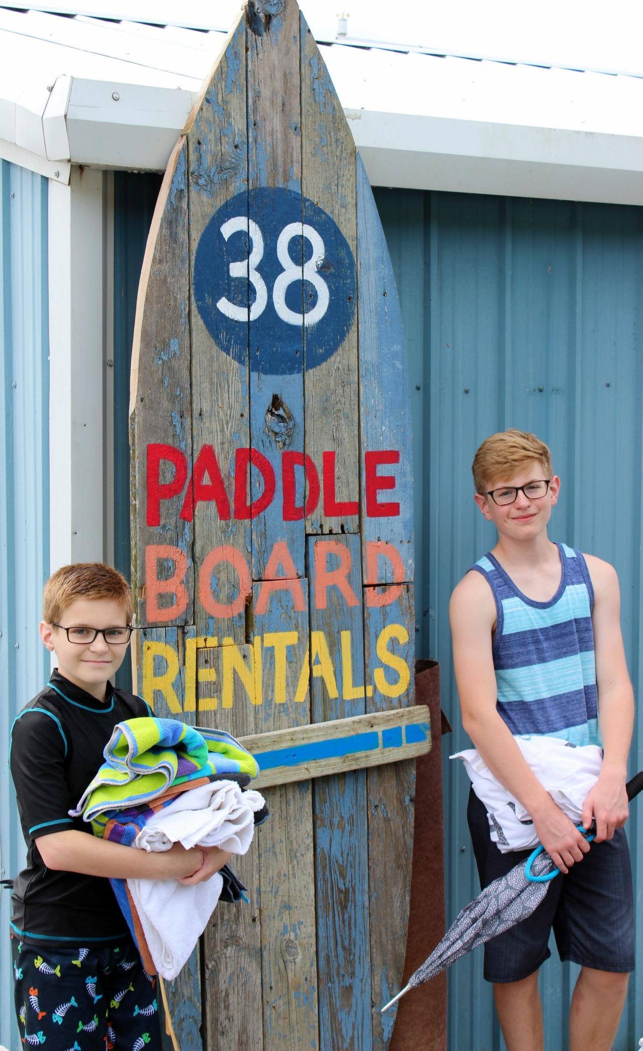 Branson 38 Paddle Co Paddleboarding
