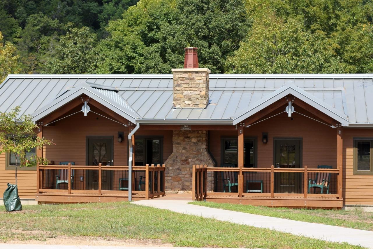 Echo Bluff Missouri State Park
