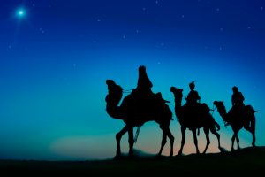 Jesus' birth and wisemen