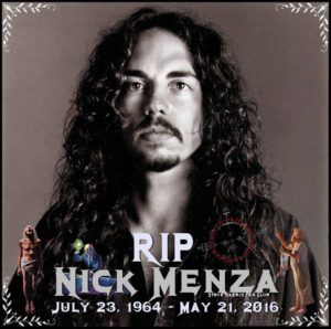 Nick Menza