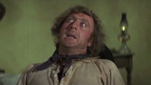 Gene Wilder - The Waco Kid (Blazing Saddles)