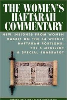 The Women's Haftarah Commentary