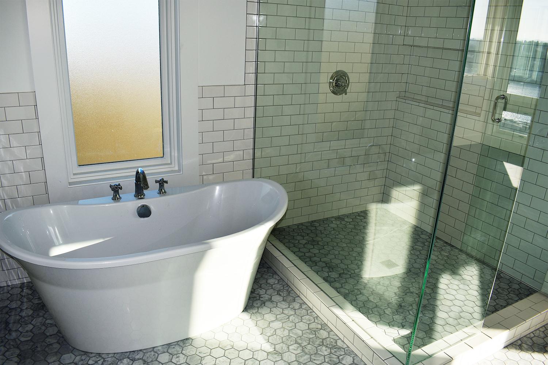 Bathroom Renovation: Queen Anne Home Remodel