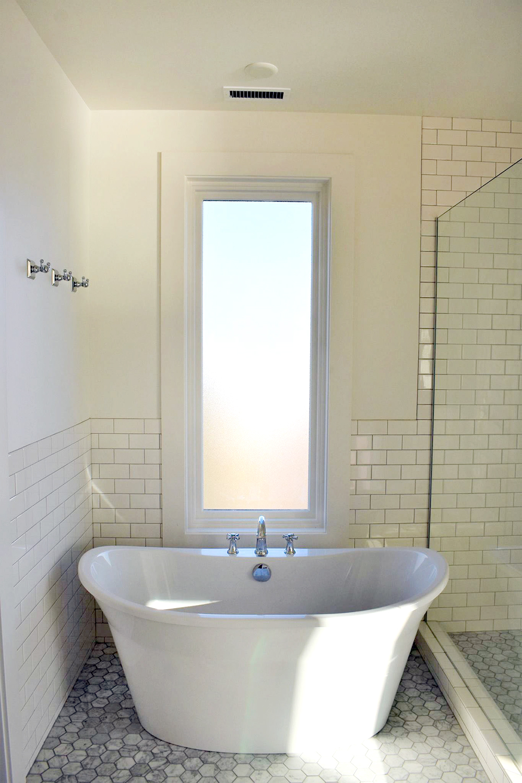 Queen Anne Addition - Master Bath