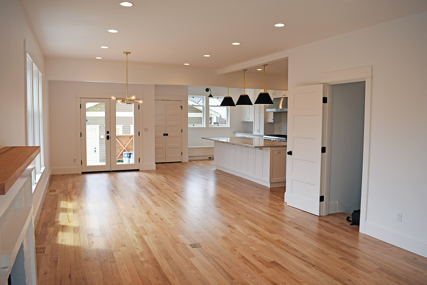 Interior and Kitchen Remodel Complete
