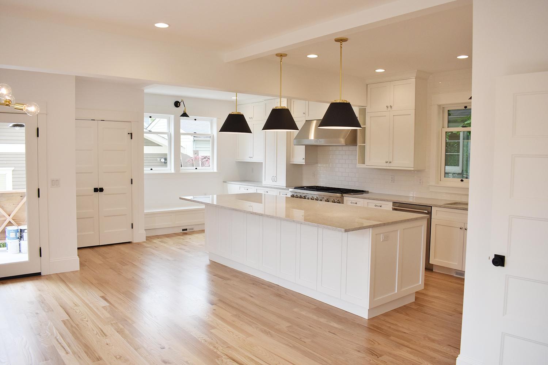 Kitchen Renovation Complete