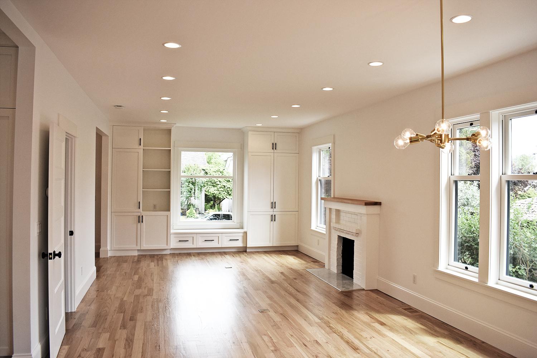 Interior Remodel Complete