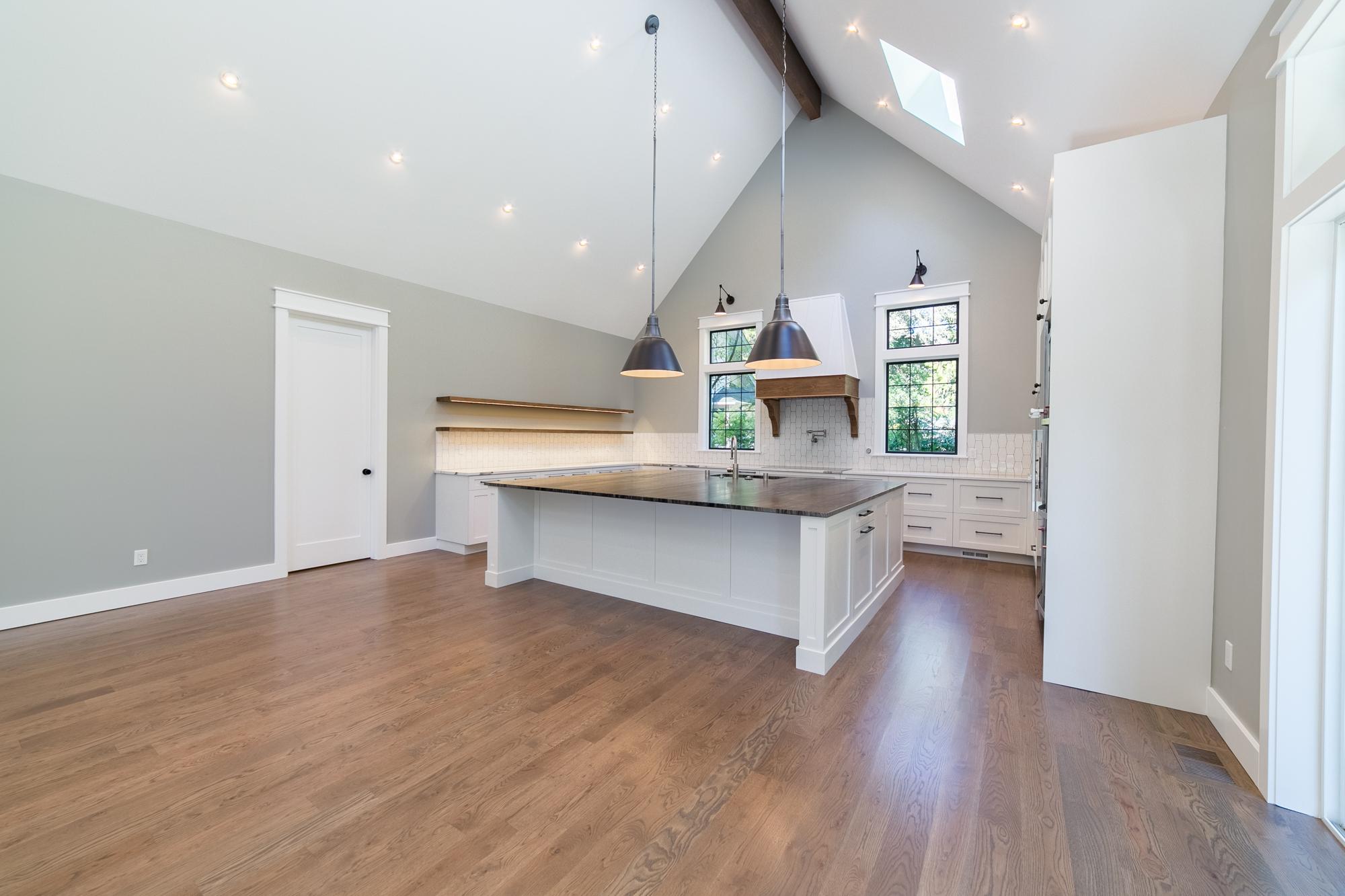 Kitchen Island, Great Room