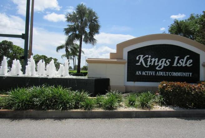 Kings Isle Port Saint Lucie Florida