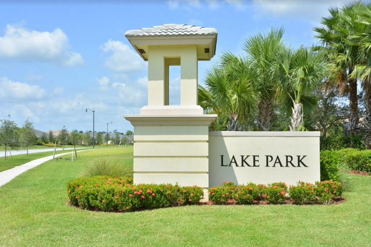 LakePark at Tradition homes for sale