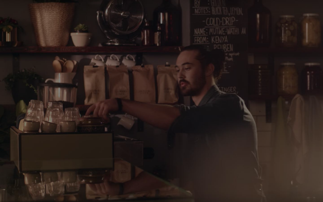 Barista Touch